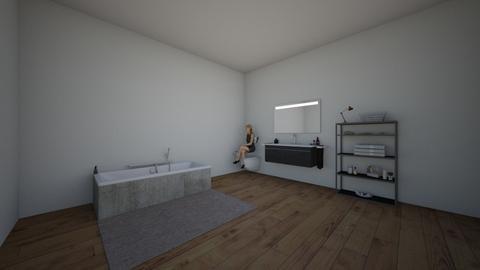 Alyssa - Bathroom - by alyssa wege 101