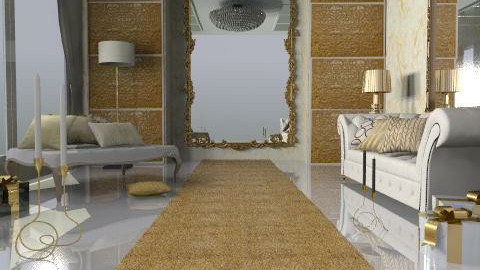 DIOR - Eclectic - Living room  - by chania