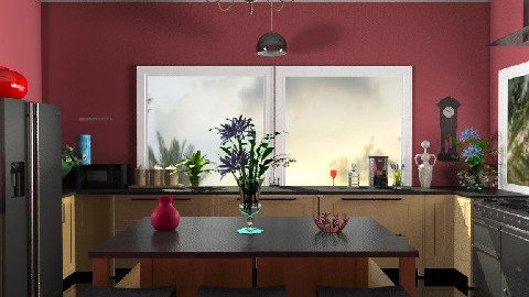 kitchen - Modern - Kitchen  - by katiejane68