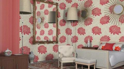 Vella Antebiella - Rustic - Bedroom  - by SariJo
