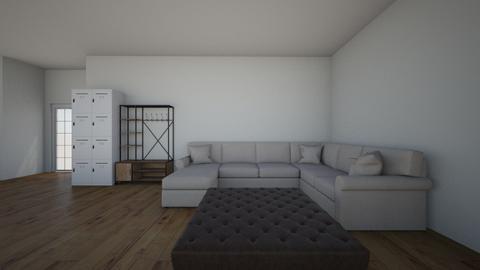 diamond - Living room  - by mccluren