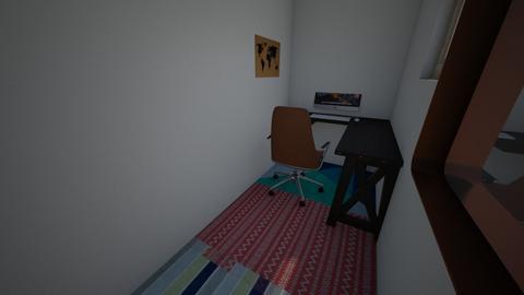 Studio de Alan - Eclectic - Office  - by alanabetanzo