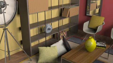 kamal taib - Retro - Living room  - by Kamal Taib