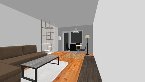 Pridvorului Living room 2 - Classic - Living room  - by johnnybeep