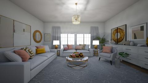 rosa - Living room - by hejhejhejhej123