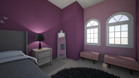 br1 - Bedroom - by mariahin2981