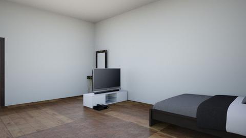 Dormitorio Huesped - Modern - Bedroom  - by Santiago valero