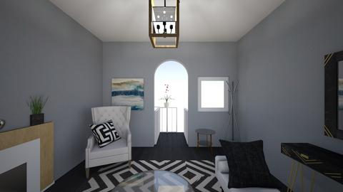 habitacion coco chanel  - Living room - by mangarita