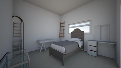 room - Bedroom  - by leamatsumura