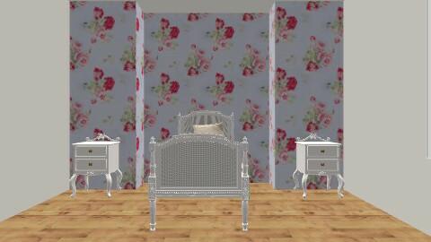 bedroom - Vintage - Bedroom  - by HarleySmith