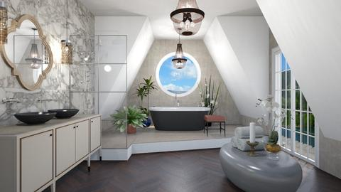 Elegant Bath - Glamour - Bathroom  - by 3rdfloor
