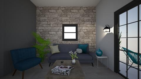 students room - Living room - by Joanne2004