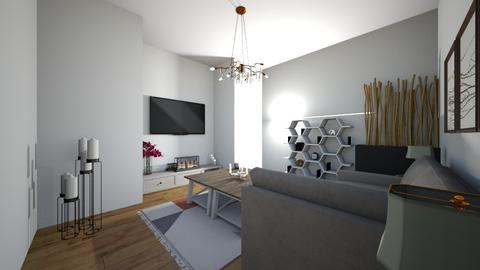 salon - Living room  - by omurkaan