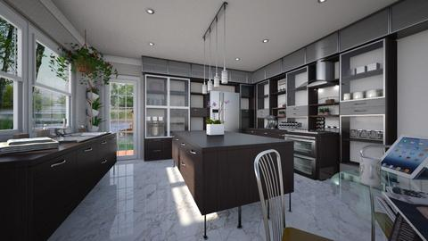 Bo Concept - Modern - Kitchen - by Bibiche