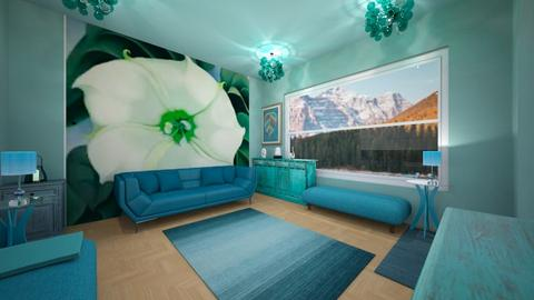 Okeefe living  - Living room  - by Bezuglyfamily