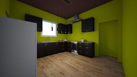 Kitchen - Kitchen  - by Hirwa Honore