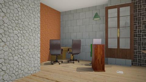 Toma de carnes 1 - Classic - Office  - by jackeline Arbizu