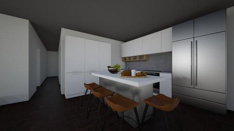 Big Kitchen - Kitchen  - by Tanem Kutlu