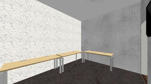 LOS ROBLES copia - Minimal - Living room  - by rubenlox