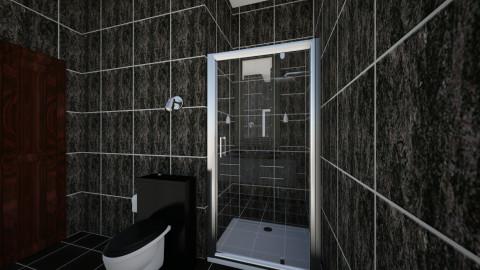 black2 - Classic - Bathroom  - by mala_lisia_iva