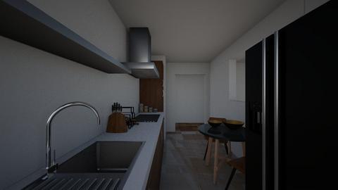 kitchenpokoj na wynajem - Kitchen  - by dzialo