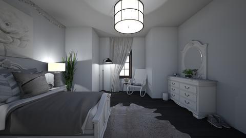 Bedroom Design - Vintage - Bedroom  - by 136402