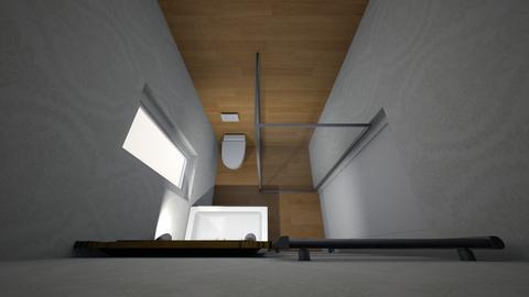 lazienka2 - Bathroom  - by justinawariat2