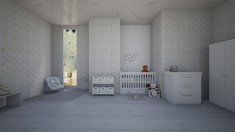 nusery - Kids room  - by stemarub
