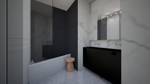 b5 - Bathroom  - by Patrycja Rychlik