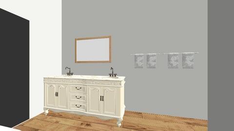Bathroom - Bathroom  - by Emma Keopple