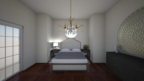 luxury attic  - Classic - Bedroom  - by Caitlinnn08