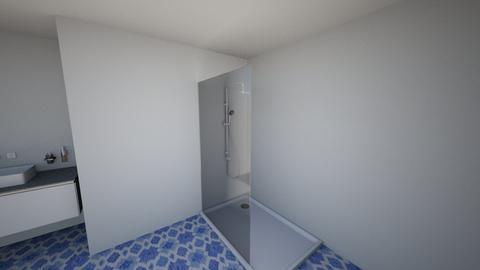 lazienka gorna - Classic - Bathroom - by wojciech szczotok