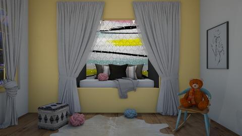Fun Bed Nook - by JarvisLegg