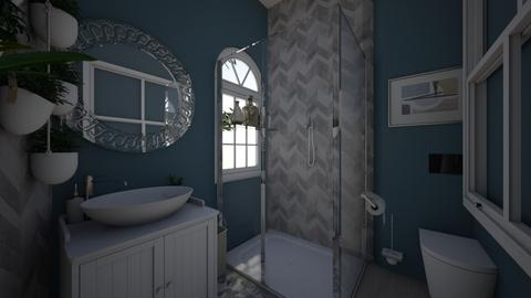 bathroom - Bathroom  - by DGSdesigns
