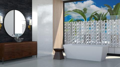 bathroom - Modern - Bathroom  - by tolo13lolo