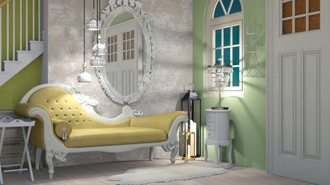 Shabby Chique Hallway - Country - by Anaisxxxxxxx