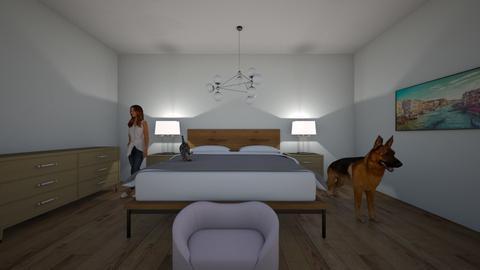 Parent bedroom  - Bedroom  - by Jojothegreat