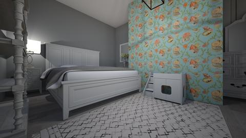 Fashoniable - Bedroom  - by maja19871