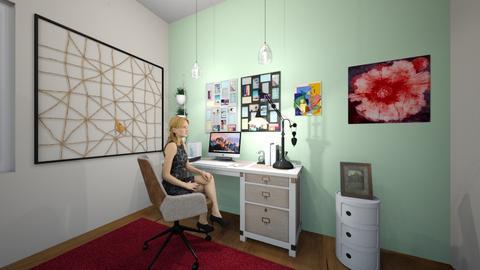 1 - Office  - by bruna matos
