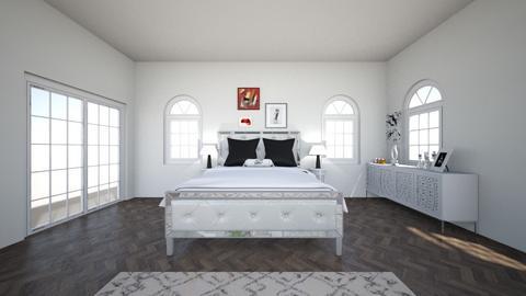 Eloise room - Modern - Bedroom - by matiiiscool