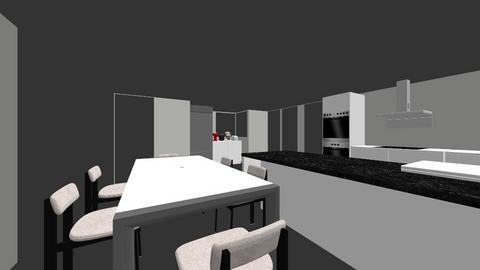 Bellaterra_Cucina_Proj2 - Kitchen  - by GianluEnza