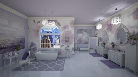 LOVELY LILAC - Classic - Bathroom  - by RS Designs