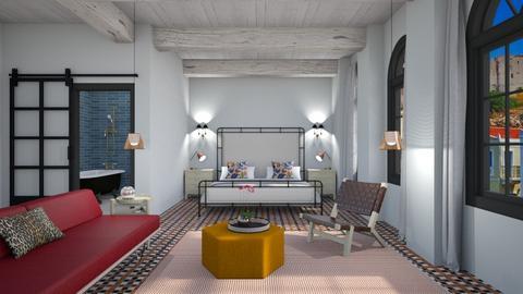 The Positano Suite - Eclectic - Bedroom - by 3rdfloor