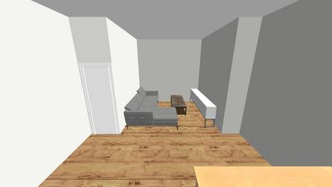 Molenstraat - Living room  - by chinjihoe