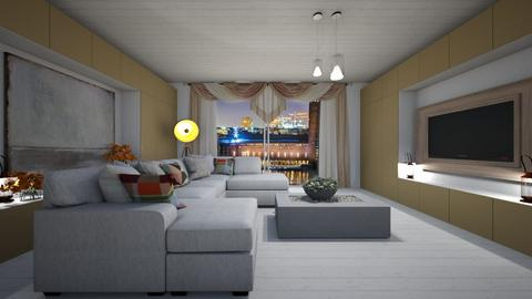 Build - Living room  - by nanabpf
