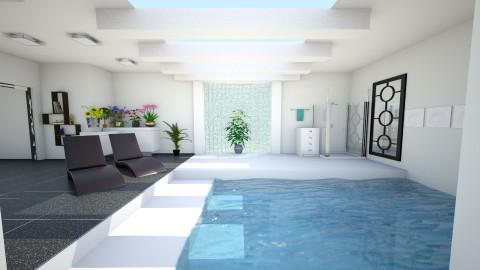 CeilingWindow indoor pool - Minimal - by mmt_regina_nox