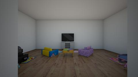 twin toddler room - Kids room  - by Coolpeople2020