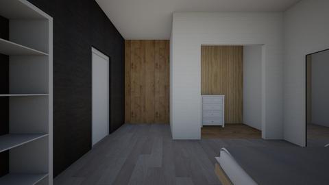 part 3 - Bedroom  - by macruz