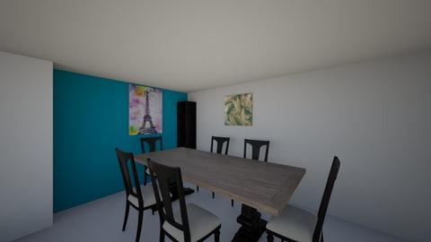 sala - Modern - Living room  - by eldaclava