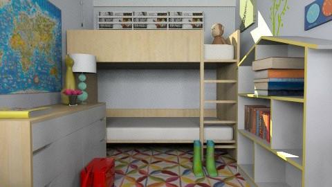 UES 3 - Kids room - by lauren_murphy